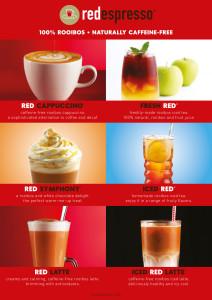 6-drink menu board
