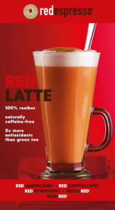 red latte window poster