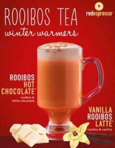 rooibos tea winter warmers